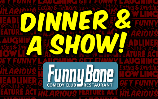 Dinner Show Package with Dave Landau