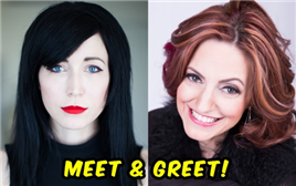 Meet & Greet with Cindy Kaza and Lisa Williams