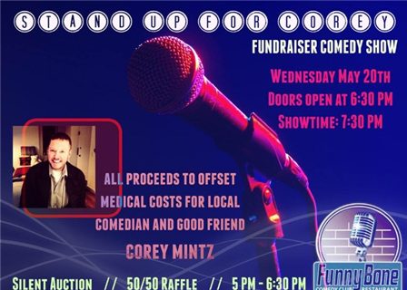 Benefit for Corey