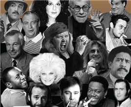 Tribute to Comedic Legends