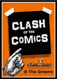 Clash Of The Comics Dayton
